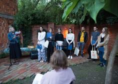 20 let Festivala mlade literature Urška