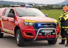 Nova epizoda serije Ford Lifesavers govori o slovenski gasilki prostovoljki