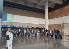 Z ljubljanskega letališča v zimski sezoni neposredno na 14 destinacij