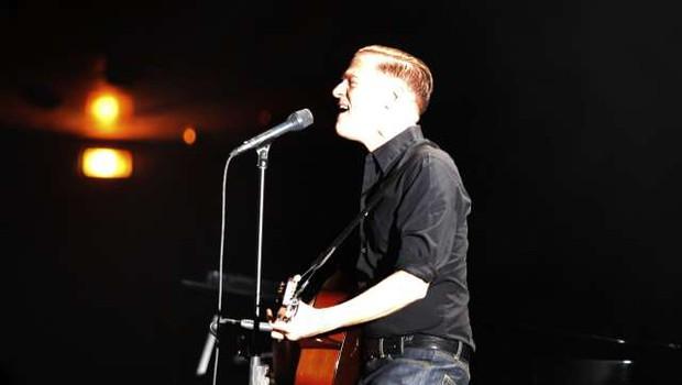 Bryan Adams v okviru evropske turneje februarja v Stožicah (foto: Xinhua/STA)