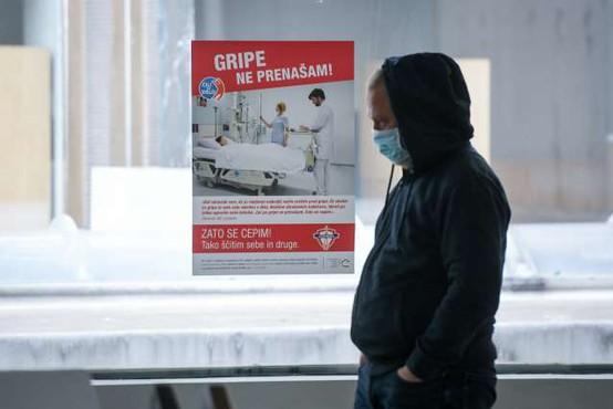 Za cepljenje proti gripi ni treba izpolnjevati pogoja PCT