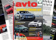 Izšel je novi Avto magazin: o okvarah ICE motorjev in skoku cen rabljenih vozil