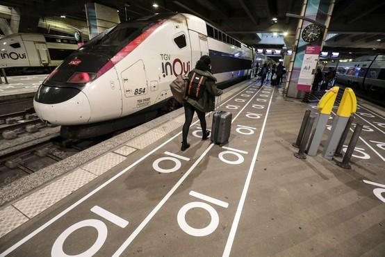 Za direktorja francoskih železnic plastika ni več fantastična
