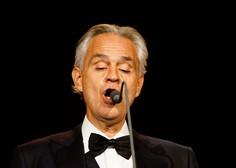 Andrea Bocelli podpisal ekskluzivno pogodbo z Universal Music