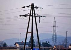 Cene elektrike v EU v prvi polovici leta gor, najbolj v Sloveniji