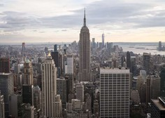 New York bo iz mestne hiše odstranil kip Thomasa Jeffersona