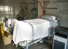 Covidni bolnik snel masko s kisikom in pobegnil iz bolnice. Našli so ga mrtvega v Samoboru.