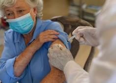 Poživitveni odmerek Pfizerjevega cepiva učinkovit 95,6-odstotno