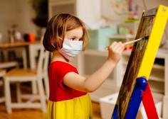 """Vlasta Kunaver: """"Moram pohvaliti otroke, zelo redko vidim masko pod nosom, odrasli pa ..."""""""