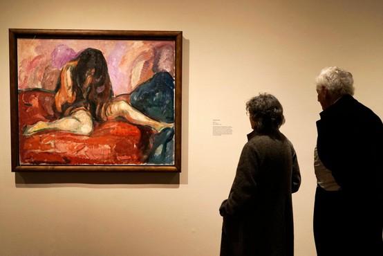 Nov muzej v Oslu, namenjen Edvardu Munchu, z več kot 26.000 umetnikovimi deli