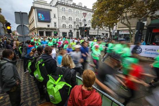 Po lanskem premoru zaradi epidemije letošnji ljubljanski maraton v okrnjeni obliki