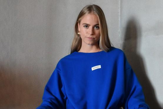 """Uspešna blagovna znamka trajnostnih oblačil GOODWILL: """"Pomemben je bil trenutek, ko sem začutila, da lahko grem na trg."""""""