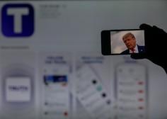 Trumpovo družbeno omrežje je podobno Twitterju (le da KRŠI vsa pravila)!